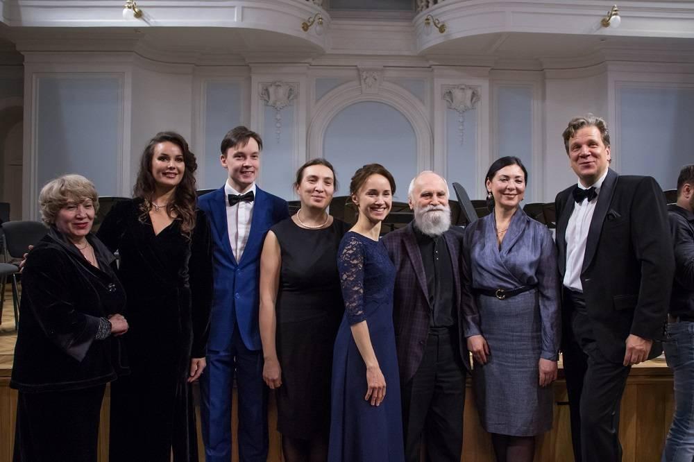 12 лучших композиторов стали лауреатами конкурса-фестиваля «Чайковский-Наследие»