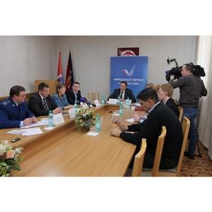 ОНФ на Алтае инициировал экспертное обсуждение процедуры взыскания долгов с помощью нотариусов