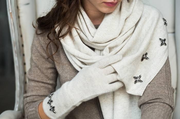 Теплые аксессуары: как соединить моду и практичность.