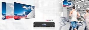 Kramer DL-1101 – устройство наложения логотипов, заголовков, объявлений, рекламы поверх живого видео