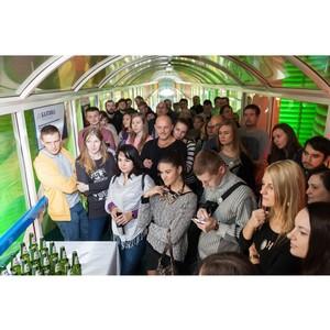 Найти сокровища пивоваров на Воронежском пивзаводе