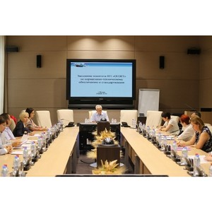 28 июня 2016 г. состоялось заседание комитета НП «ОПЖТ» по нормативно-техническому обеспечению и стандартизации