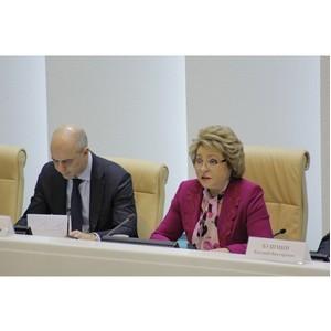 Спикер Совета Федерации предложила регионам брать опыт Вологодской области по выходу из кризиса