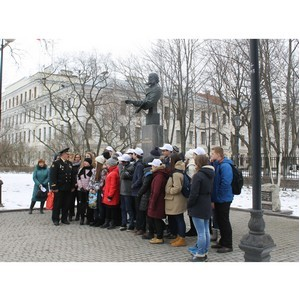 Активисты ОНФ в Санкт-Петербурге устроили квест по историческим местам Кронштадта