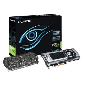 GigaByte представляет GeForce GTX Titan Black с системой охлаждения Windforce 3X 600W