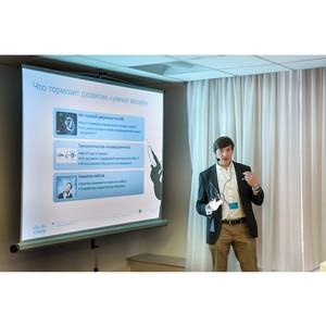 CTI представил новые решения на конференции Cisco Connect-2017