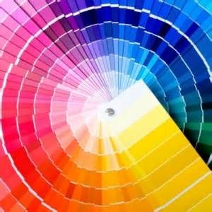 Роль цвета в полиграфии