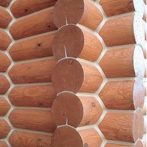 Профессиональная герметизация деревянного дома под ключ!  (Московская область)