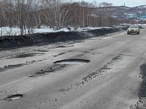 Активисты Народного фронта на Камчатке нанесли первые объекты на карту «убитых» дорог