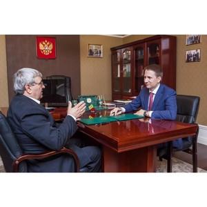 Россельхозбанк и АККОР Ставропольского края заключили новое соглашение о сотрудничестве