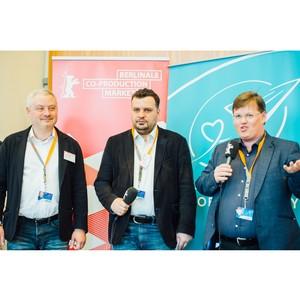 Фонд Игоря Янковского и Госкино провели бизнес-ланч на 68 Берлинском кинофестивале