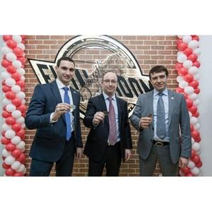 «Балтика» помогла открыть в Самаре «Офис будущего»