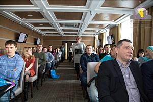 В Кемерово состоялся семинар для предпринимателей «Как навести порядок в рабочем хаосе»