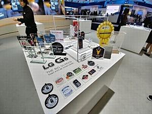 На MWC 2017 смартфон LG G6 завоевал сразу несколько наград как «Лучший смартфон» выставки