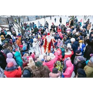 Вихарев Григорий: ЛДПР в Екатеринбурге дарит жителям новогоднее настроение