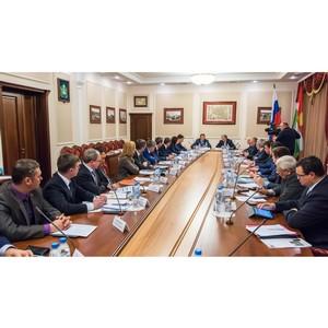 Глава «Россетей» обсудил с губернатором Калужской области вопросы развития ЭСК региона
