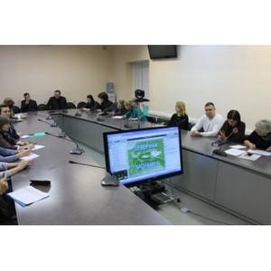 ОНФ в Коми принял участие в подведении итогов конкурса