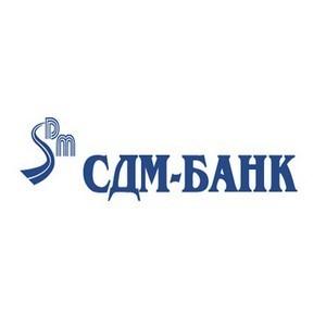 СДМ-Банк входит  в топ-100 банков по основным показателям развития бизнеса по версии НАФИ