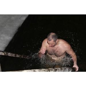 В Кинокомпании «Союз Маринс Групп» отметили Крещение Господне