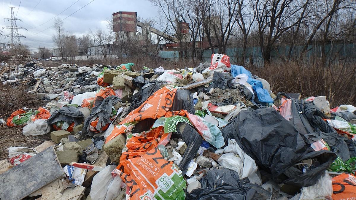 Активисты ОНФ в Москве добились ликвидации половины свалок, на карте проекта «Генеральная уборка»