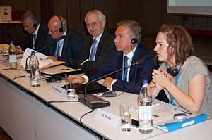 Сергей Черёмин: В кризисные времена очень важно  уделять большое внимание связям городов-партнеров