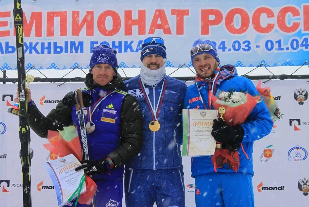 Спортсмен Дзержинского филиала РАНХиГС выиграл лыжную гонку на Чемпионате России