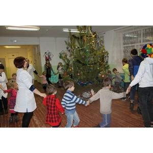 Активисты ОНФ провели в Курганской области акцию «Новогоднее чудо»