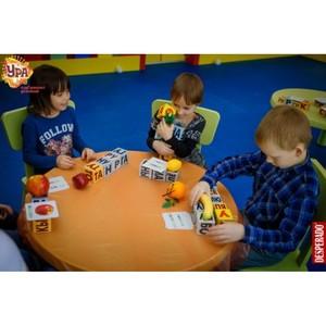 Детский клуб «Ура» в ТРЦ «Аура»: заверши неделю с пользой!