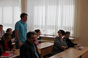 Дмитрий Матвиец: Воспитание активной гражданской позиции подрастающего поколения одна из наших задач
