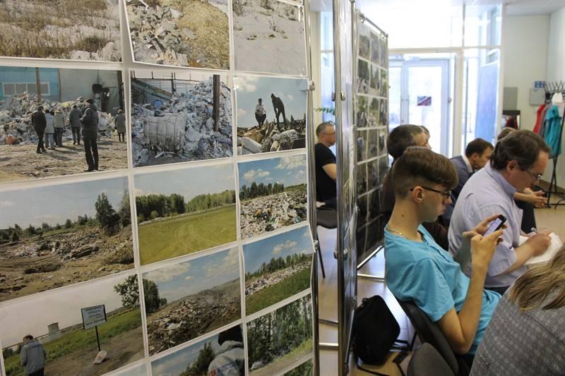 Челябинские эксперты ОНФ обсудили ситуацию с территориальной схемой обращения с отходами