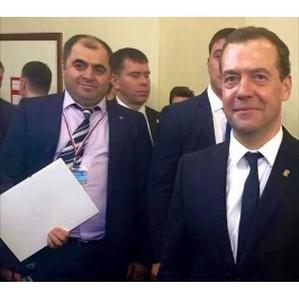 """Магомедсултан Алиев: """"Форум """"Кандидат"""" - это диалог с действующими политиками"""""""