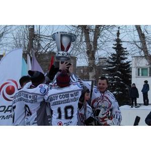 В Уфе подвели итоги турнира по хоккею с шайбой на кубок «ОДК-УМПО»