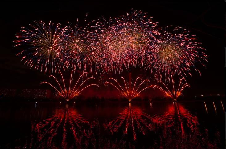 Международный фестиваль фейерверков «Ростех» станет территорией добрых дел