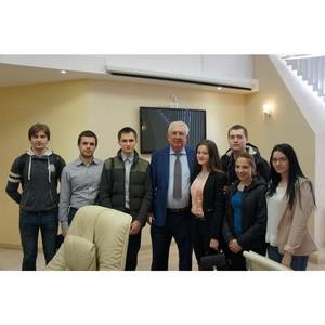 Банк Уралсиб провел День открытых дверей для студентов