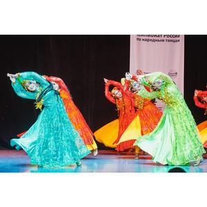 В Нижнем Новгороде пройдет кубок Приволжского ФО чемпионата России по народным танцам