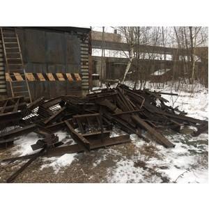 Прием металлолома в СПб, выгодные цены на черный и цветной лом.