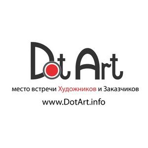 Стартап в области изобразительного искусства DotArt объединил более тысячи художников