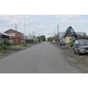 Активисты ОНФ в Курганской области оценили работу властей с картой «убитых» дорог