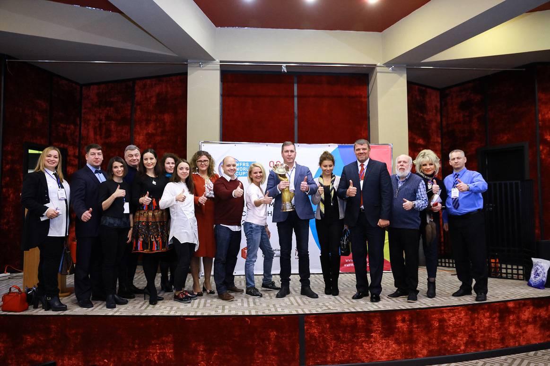Чемпионат мира по ресторанному спорту в России