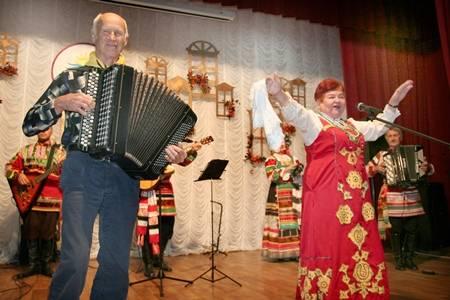 Социальному проекту «Саратовнефтегаза» «Серебряный возраст» для пожилых людей области – 5 лет!