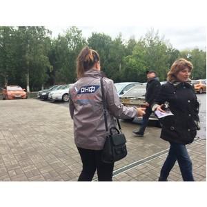 Активисты ОНФ знакомят жителей Мордовии с проектами Народного фронта