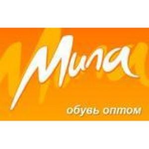 «Мила» открыла сезон продаж школьной обуви оптом