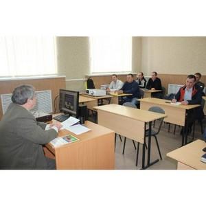 Рязаньэнерго: высокое качество обучения персонала - приоритетная задача