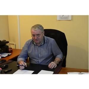 В «Южном управлении ЖКС» прошел прием граждан