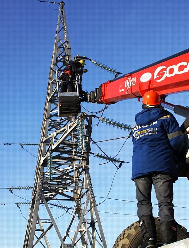 Филиал «Удмуртэнерго» завершил реконструкцию энергоузла «Кама-РП Мостовое»