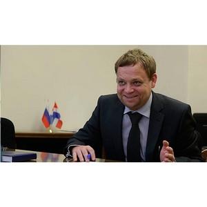 Выпускник вуза возглавил департамент здравоохранения Севастополя