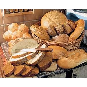 О хлебе и других зерномучных продуктах