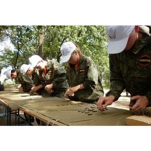 Активисты ОНФ в Челябинской области провели серию патриотических мероприятий