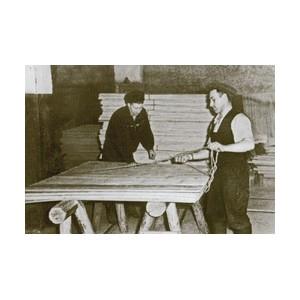 Первому северному заводу по производству берёзовой фанеры исполняется 105 лет