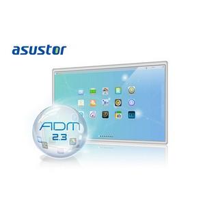 Обновление ADM до версии 2.3 теперь доступно всем NAS от Asustor